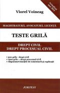 VIOREL VOINEAG 2015 | TESTE GRILA DREPT CIVIL SI PROCEDURA CIVILA