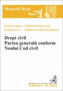 Drept civil. Partea generala conform Noului Cod Civil (2012)