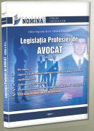 Legislatia profesiei de avocat, editia a II-a, 2011, cu teste grila (Carte de: Eduard Dragomir)