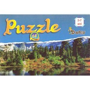 Puzzle   Colectia Peisaje II   3-7 Ani