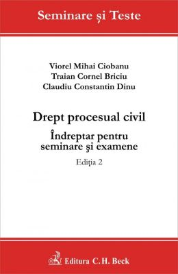 Drept procesual civil | Indreptar pentru seminare si examene