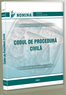 Codul de procedura civila