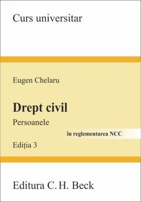 Drept civil. Persoanele | In reglementarea Noului Cod civil