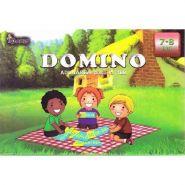 Domino | Adunarea pana la 100 | 7-8 Ani