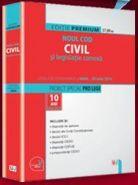 Noul Cod civil si legislatie conexa. Editie PREMIUM
