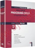 Noul Cod de procedura civila si legislatie conexa. Legislatie consolidata la data de 1 septembrie 2014 | Editie PREMIUM