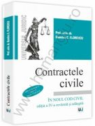 Contractele civile in noul Cod Civil, 2014 | Autor: Dumitru C. Florescu