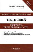 VIOREL VOINEAG 2015 | TESTE GRILA DREPT CIVIL SI PROCEDURA CIVILA