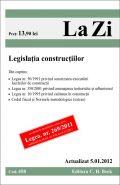 Legislatia constructiilor | Data aparitiei: 11 Ian 2012
