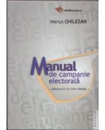 Manual de campanie electorală – elemente de New Media