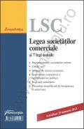 Legea societatilor comerciale si 7 legi uzuale | Actualizare: 25 ianuarie 2013