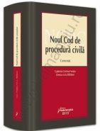 Noul Cod de procedura civila comentat 2013  | Autori: G. C. Frentiu, D. L. Baldean
