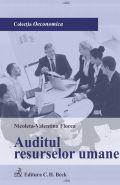 Auditul resurselor umane | Autor: Florea Nicoleta-Valentina