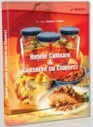 Retete Culinare si Conserve cu Ciuperci (Autor: Dr. Ing. Ioana Tudor)