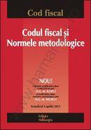 Codul fiscal si Normele metodologice | Actualizare: 4 aprilie 2013