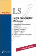 Legea societatilor si 7 legi uzuale [Actualizare: 30 aprilie 2013]