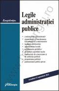 Legile administratiei publice | Actualizare: 23 septembrie 2013 | Coordonator: Ovidiu Podaru