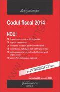 Codul fiscal 2014   Actualizare: 20 ianuarie 2014