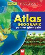 Atlas geografic pentru gimnaziu | Autor: Ionut Popa