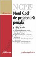 Noul Cod de procedura penala si 7 legi uzuale | Actualizare: 3 aprilie 2014