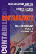 Contabilitate - probleme rezolvate, aplicatii, studii de caz | Coordonator: Corina Graziella Dumitru